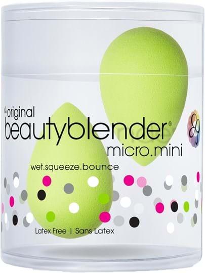 Beautyblender – den originale mikro-minisvamp i limegrøn