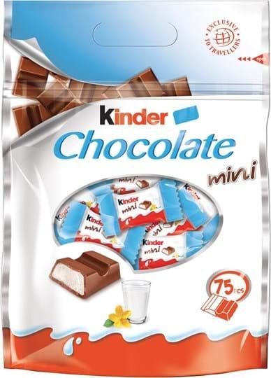 Kinder Mini Chocolate