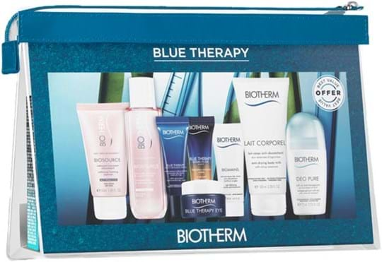 Biotherm Blue Therapy Face Care Set