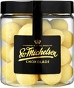 Michelsen Liquorice with chocolate and passionfruit
