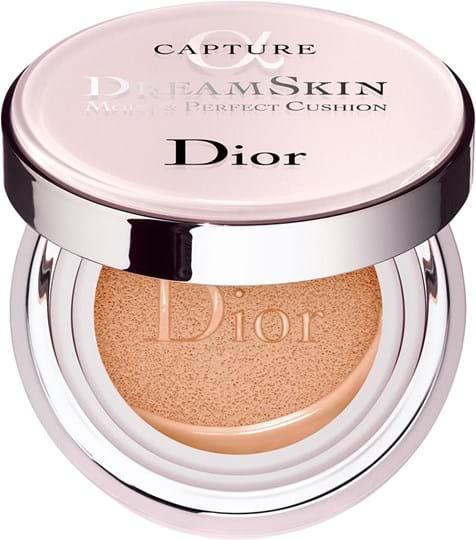 Dior Capture Dreamskin Moist and Perfect Cushion N° 010 (2x 15g)