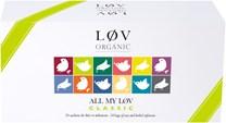 Lov Organic All My Lov – et udvalg 52g