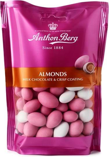 Anthon Berg – chokolademandler i pose 120g