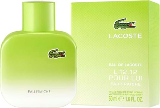 Lacoste L.12.12 Fresh For Him Eau de Toilette 50ml