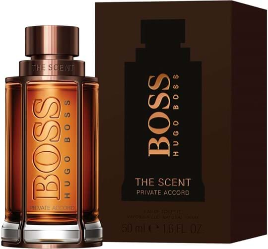 Boss The Scent For Him Private Accord Eau de Toilette