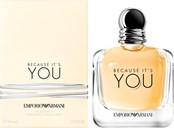 Giorgio Armani Emporio Because it's you Eau de Parfum 150 ml
