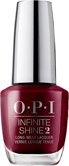 OPI Infinite Shine Nail Polish N° 87 Malaga Wine