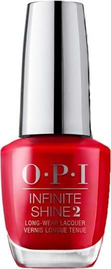 OPI Infinite Shine Nail Polish N° 25 Big Apple Red