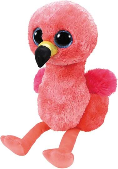 Ty Beanie Boos Gilda, Flamingo 24cm FIX3