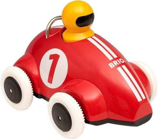 BRIO, push & go racer
