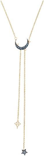 Swarovski, women's necklace, size 38 CM
