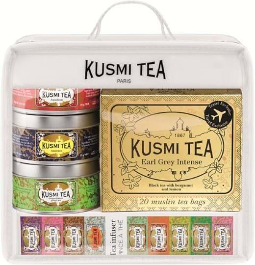 Kusmi Tea Voyage-rejsesætdåse 125g