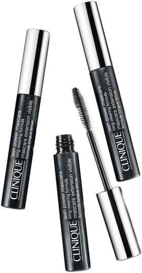 Clinique Trio cont.: 3x Lash Power Mascara Black Onyx 6 ml (GH 1333020)