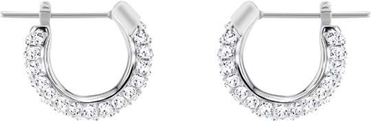 Swarovski, women's earring, size 1 CM