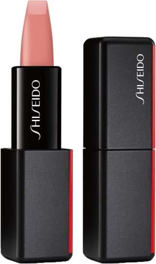Shiseido ModernMatte‑pudderlæbestift N°501 Jazz Den