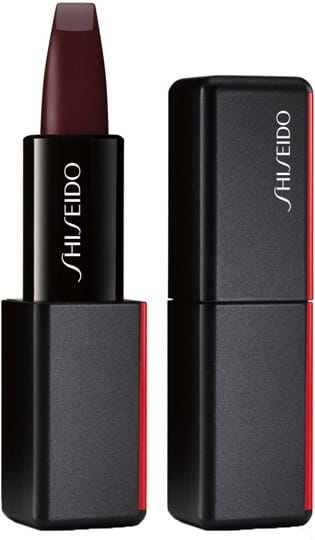 Shiseido ModernMatte‑pudderlæbestift N°523 Majo