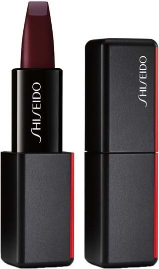 Shiseido ModernMatte‑pudderlæbestift N°524 Dark Fantasy