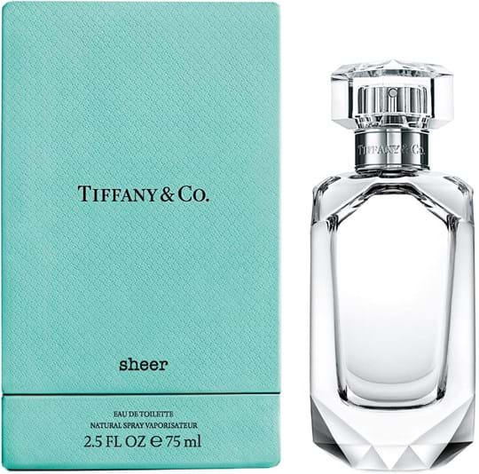 Tiffany & Co. Signature Sheer Eau de Toilette 75 ml