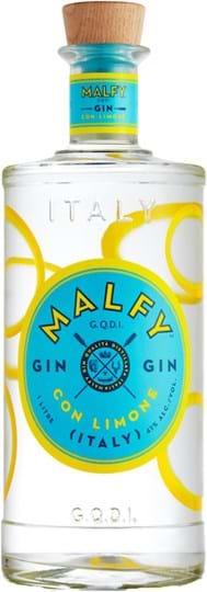 Malfy Gin con Limone 41% 1L