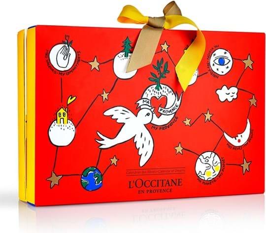 L'Occitane en Provence Classic-kalendersæt
