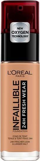 L'Oréal Paris Infaillible Foundation 300 Ambre/Amber N° 300 30 ml