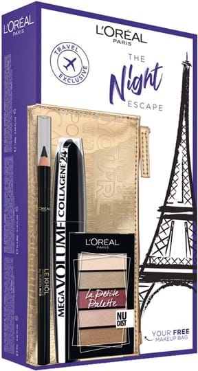 L'Oréal Paris Look on the Go Make Up Set