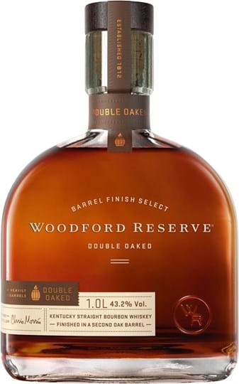 Woodford Reserve Double Oaked 43,2% 1L