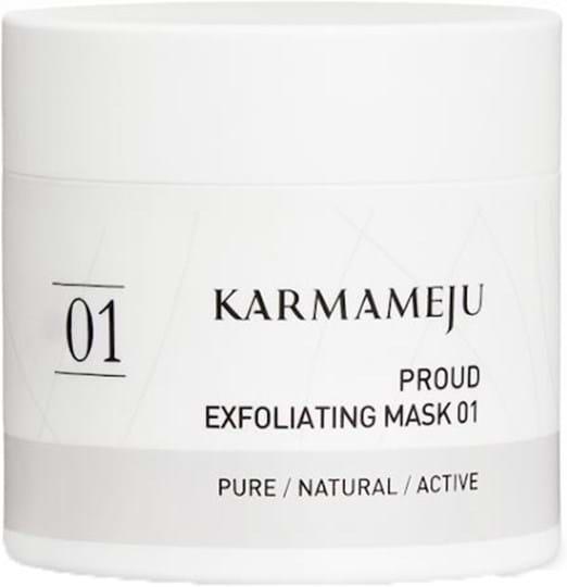 Karmameju Face 01 Scrub Mask Proud 01