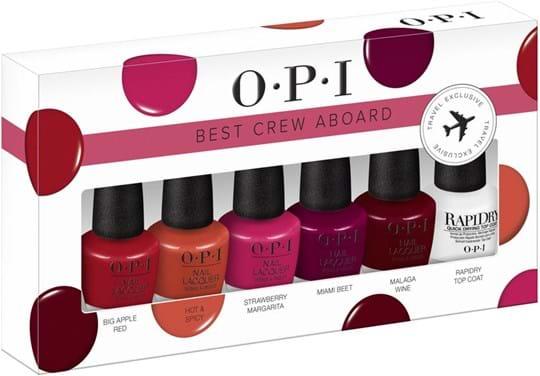 OPI Best Crew Aboard-sæt
