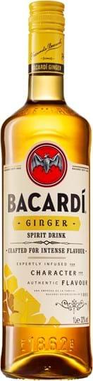 Bacardi Ginger 1L 32%