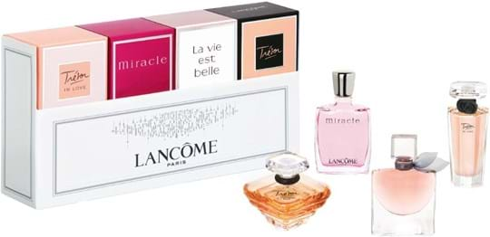 Lancôme Miniatures-skrin