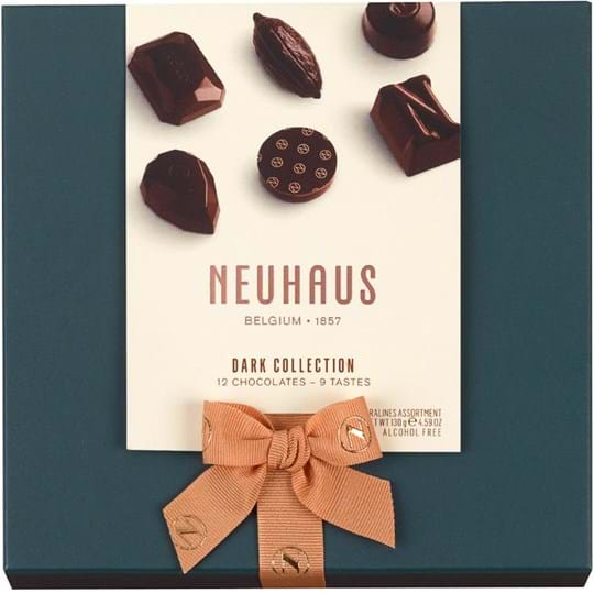 Neuhaus Collection Dark 12 stk 130g