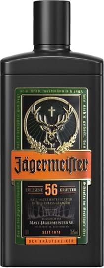 Jägermeister Black Tin