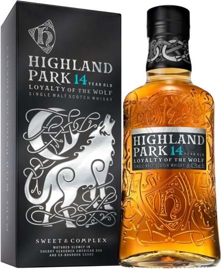 Highland Park Wolf 42.3% 0.35L GP