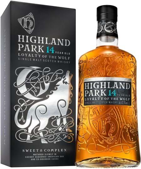 Highland Park Wolf 42.3% 1L GP