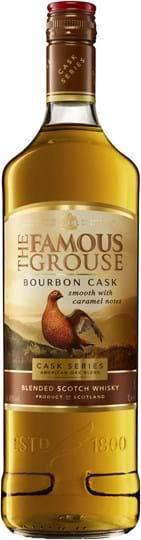 The Famous Grouse Bourbon Cask 40% 1L