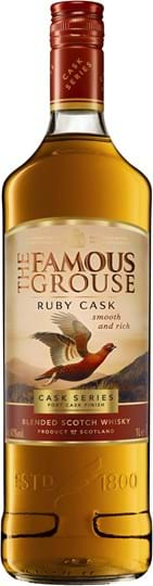 The Famous Grouse Ruby Cask 40 % 1L
