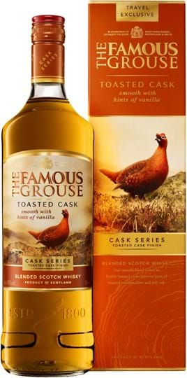 The Famous Grouse Toasted 40% 1L