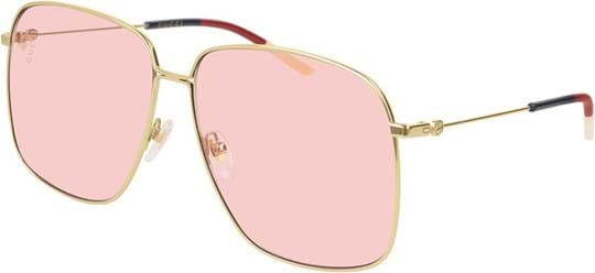 GUCCI, Supreme, women's sunglasses