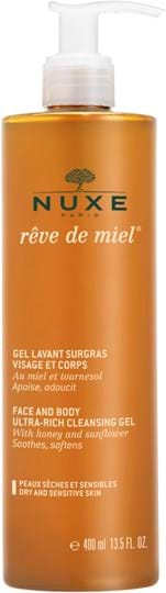 Nuxe Rêve De Miel – superfyldig rensegel 400 ml