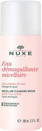 Nuxe Cleansers med rosenblade – micellar-rensevand 100ml