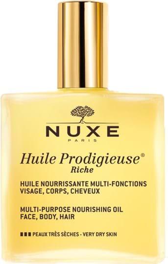 Nuxe Multi-purpose care Riche Multi-Purpose Nourishing Oil