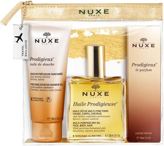 Nuxe Travel – gavekollektion