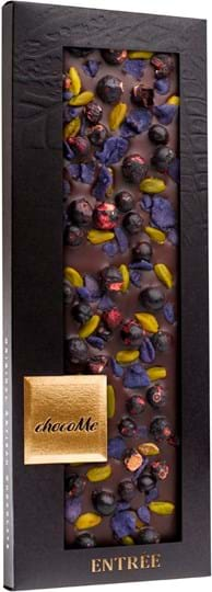 ChocoMe Chocolate bar with pistachios in giftbox
