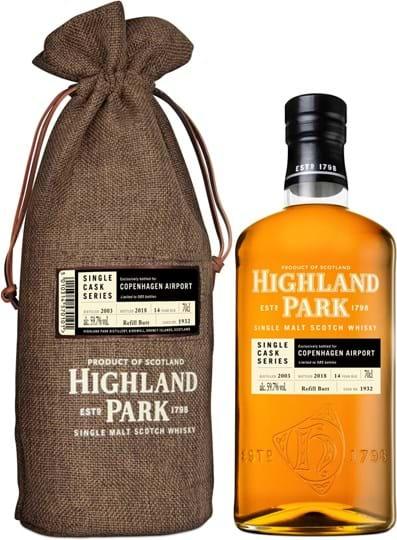 Highland Park CPH 59.7% 0.7L