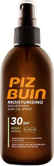 Piz Buin Tan & Protect Sun Oil Spray SPF 30 150 ml