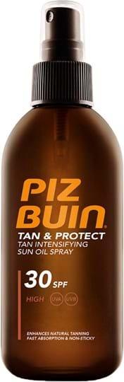 Piz Buin Tan & Protect Sun Oil Spray SPF 30