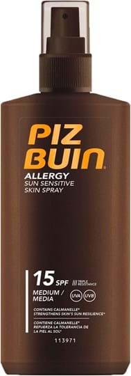 Piz Buin Allergy Sun Sensitive Lotion SPF 15 200 ml
