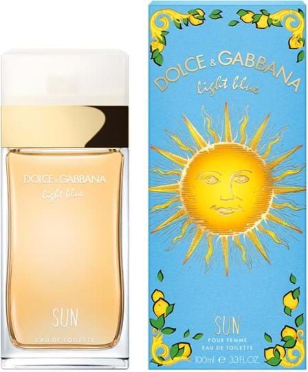 Dolce & Gabbana D&G light blue D&G light blue Summer edt Spray 100 ml