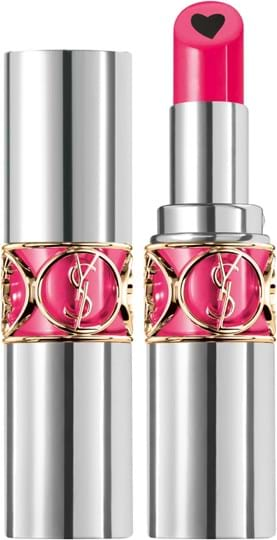 Yves Saint Laurent Volupte Plump-in-Color Lipstick N° 2 Crazy Fuchsia